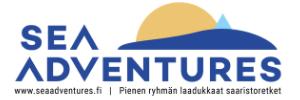 Sea Adventures Finland Oy | RIB-venematkat Espoo, Helsinki ja Porkkala